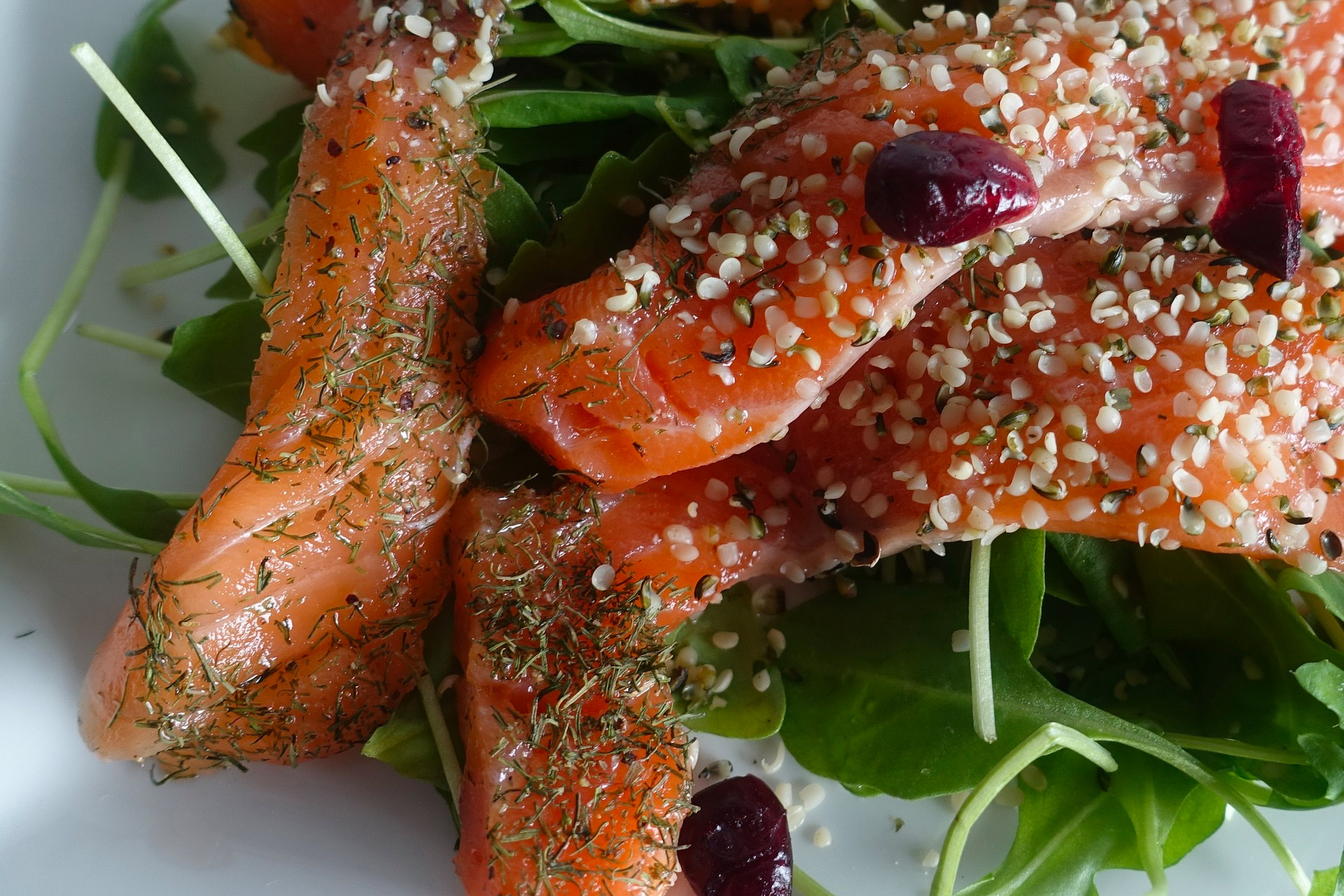 5 Delicious cooking recipes with hemp seed oil