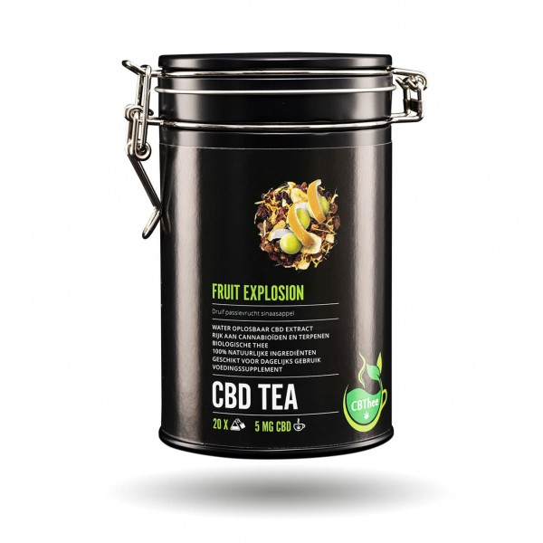 cbd tea fruit explosion