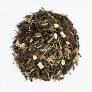 cbd tea organic lemon green tea